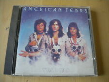 American TearsTear gasCD1999hard prog rock Charon Back like me War lover