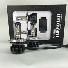 100W & 12000lm/Set Cree LED Headlight Kit, H4/9003/HB2 Hi/Lo beams, Color 6000K
