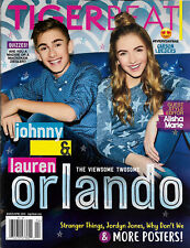 Tiger Beat Magazine - March/April 2018 - Johnny & Lauren Orlando - More Posters!