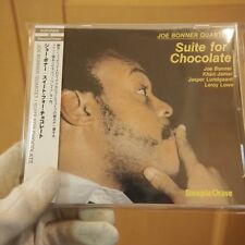 Used_CD Sweet Four Chocolate Limited Joe Bonner Free Shipping FROM JAPAN BY33