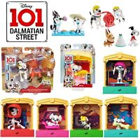 101 DALMATIAN STREET DOG FIGURES 2-PACK HOUSE ACCESSORY DISNEY *CHOOSE YOUR*