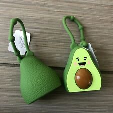 Bath & Body Works Avocado Healthy Vegan Sanitizer Holder International Ship x1