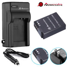 EN-EL12 Battery & Charger for Nikon Coolpix S9200 S8100 S6200 S8200 S6300 AW110