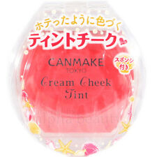 Canmake Japan Cream Cheek Tint Blush Color - 2017 Super Hit!