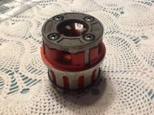 "Ridgid 1/2"" Npt 111-R Pipe Threader Die Drop Head.( Excellent Shape )"