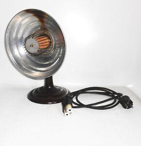 Old Höhensonne Lamp Hackel-Breitstrahler Heater Bakelite With Cable! (5