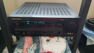 Vintage Marantz SR-96U THX Audio Video Reciever Tested Working FAST SHIPPING!!