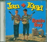 Jan + Kjeld - Banjo Boy Cd Ottimo
