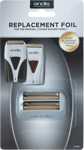Andis ProFoil #17160 Replacement Foils for Shavers #17150 and #17200 *NEW SEALED