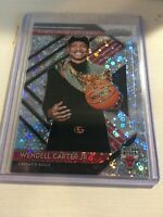 WENDELL CARTER, JR. 2018-19 PRIZM FAST BREAK LUCK OF THE LOTTERY SILVER PRIZM RC