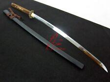 battle ready 9260spring steel blade full tang dragon tsuba jp katana sword sharp