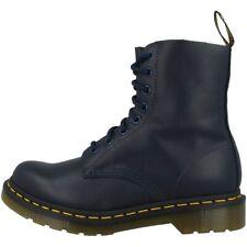 Dr. Martens 1460 Pascal Boots 8-Loch Stiefel Damen Schuhe dress blues 13512410