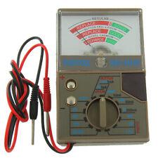 Watch Battery Tester Watch Calculator & Camera Batteries & Lithium Mercury Cells
