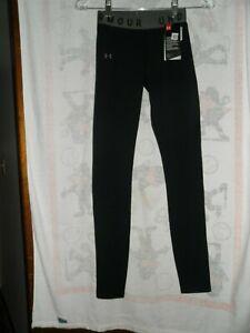 Under Armour Women's Favorite Leggings, Size XXS (1311710), NWT'S Black