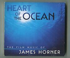 James Horner CD HEART OF THE OCEAN Película Music 1998 USA 13-pista Near mint