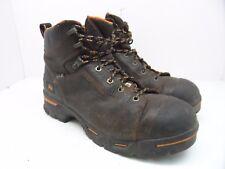 "Timberland PRO Men's 6"" Endurance PR Waterproof Steel-Toe Work Boot Brown 11M"
