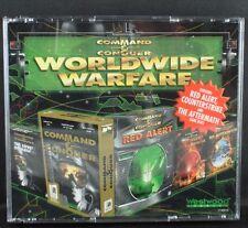 Command & Conquer: Worldwide Warfare PC Games, 7 CDs