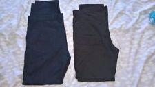 H&M Slim, Skinny, Treggings Regular 32L Trousers for Women