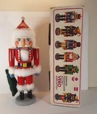 SEIFFENER NUSSKNACKER VERO German SANTA Christmas Nutcracker 7386 w/ Box