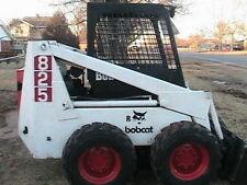Bobcat 825 Skid Steer Workshop Manuale