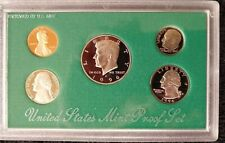 1996 San Francisco Silver United States Mint Proof Set