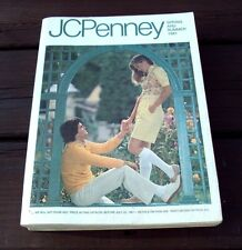 Vtg JC PENNEY CATALOG ~ SPRING and SUMMER 1981