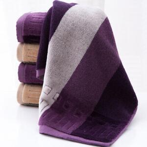 3pcs Bath Hand Towel Set Luxury super Soft Cotton Face Hand Bath Bathroom Towels