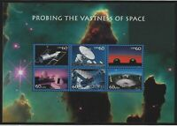 US MNH Stamps - Scott # 3409 - Probing The Vastness of Space Sheet
