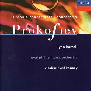 Prokofiev - Sinfonia Concertante · Concertino / Lynn Harrell