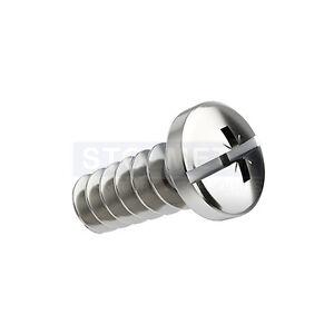 5 X 13.5mm Pan Head Euro Screws - Mounting Screws For Draw Runner, Hinges Packs