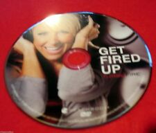 TURBO FIRE - GET FIRED UP - DVD - BRAND NEW