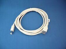 USB-Kabel, 2.0, A-Stecker > B-Stecker, 3m, - z.B. für Drucker, Scanner, etc.!