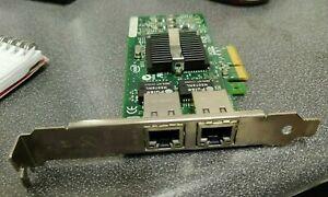 IBM 39Y6127 / 39Y6128 (Intel PRO/1000 PT) Dual Port PCIe Server Adapter Card
