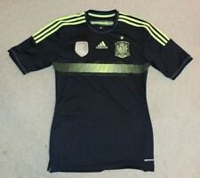 Spain 2010 FIFA WORLD CHAMPIONS Adidas SOCCER JERSEY Small