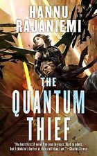 The Quantum Thief by Rajaniemi, Hannu
