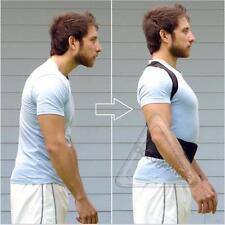 US Magnetic Therapy Posture Corrector Body Back Pain Belt Brace Shoulder Support