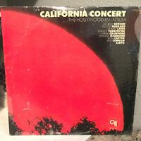 """CALIFORNIA CONCERT - Hollywood Paladium(Double Album) - 12"""" Vinyl Record LP - EX"""