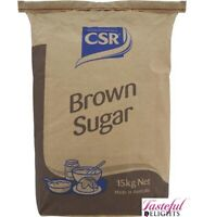 Csr Brown Sugar 15kg x 1