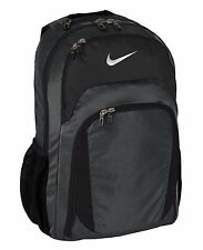 "Nike Golf Performance 17"" Laptop / MacBook Pro Black Backpack /Daypack - New"