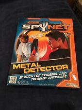 Jakks Pacific Spy Net Personal Metal Detector