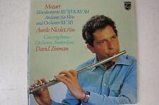 Mozart Flötenkonzerte Kv 313 314 315 Aurèle Nicolet David Zinman Concertgebouw47