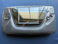 Sega Game Gear Handheld | 100% new Japanese capacitors + glass screen lens