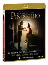 PINOCCHIO - 2019  BLU-RAY+DVD    RAGAZZI