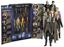 "DOCTOR WHO - 11 Doctors 5"" Action Figure Collectors Set (Character Group) #NEW"