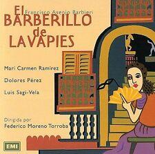 El barberillo de lavapies - CD Unused