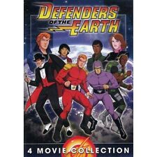Defenders of The Earth 4 Movie Collection