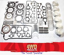 Engine Reconditioning kit - Suzuki Grand Vitara SQ625 5Dr 2.5 V6 H25A (98-05)
