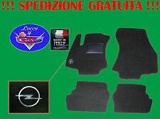 TAPPETINI tappeti Opel ZAFIRA serie A 99-2005 con ricami e battitacco in gomma