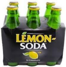 Lemon Soda - Limonata, 200 ml - Confezione da 24 bottiglie