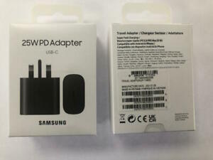 Genuine Samsung Galaxy  S20 S21 Note10 20 Fast USB C Charger Plug Cable EP-TA800